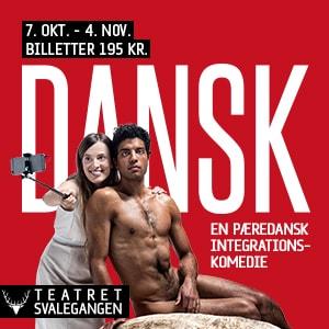 Svalegangen – Dansk – 300 x 300