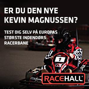Racehall 300 x 300