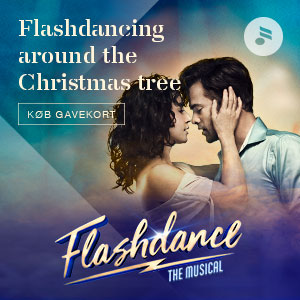 Flashdance – Musikhuset – 300 x 300