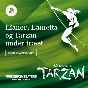 Tarzan – Musikhuset – 300 x 300