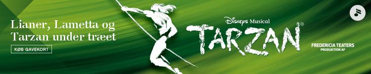 Tarzan – Musikhuset – 750 x 150