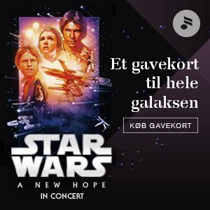 Star Wars – Musikhuset – 300 x 300